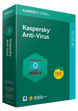 Kaspersky Anti-Virus | 1 dispositivo | 1 año