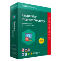 Kaspersky Internet Security 2019 | 1 dispositivo | 1 año