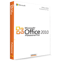 Microsoft Office 2010 Professional Plus 32/64 Bit - Clave de producto (Key)