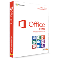 Microsoft Office 2013 Professional Plus 32/64 Bit - Clave de producto (Key)