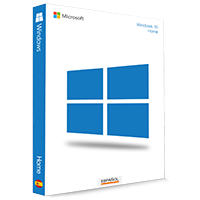 Microsoft Windows 10 Home 32/64 Bit - Clave de producto (Key)