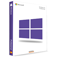 Microsoft Windows 10 Professional 32/64 Bit - Clave de producto (Key)